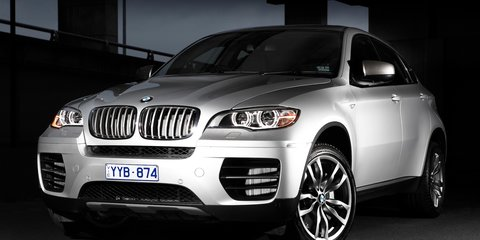 BMW X6 M50d triple-turbo diesel heralds arrival of M Performance