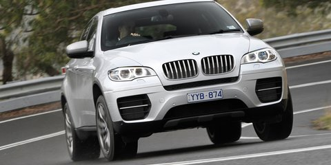 BMW X6 M50d Review