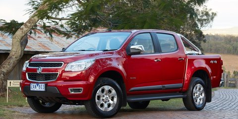 2012 Holden Colorado Review