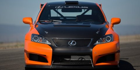 "Lexus IS F: next-gen ""more direct"" with ""higher performance"", says chief engineer"