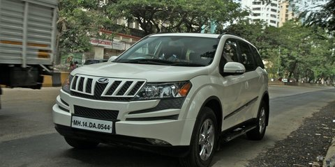 Mahindra XUV500 Review