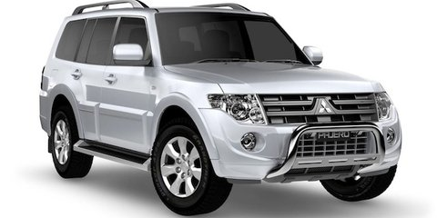 Mitsubishi Pajero ACTiV limited edition released