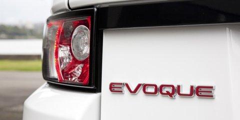 Range Rover Evoque Review