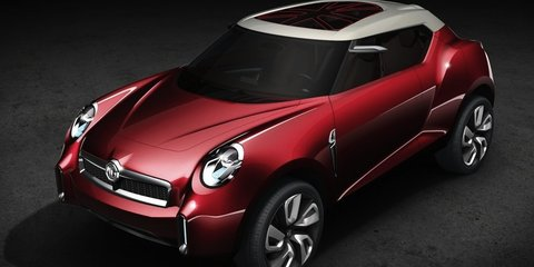 MG Roadster to return as SUV: report