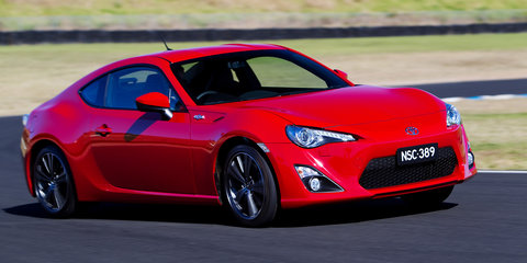Subaru BRZ: pricing and specifications revealed