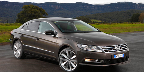 Volkswagen CC launched in Australia