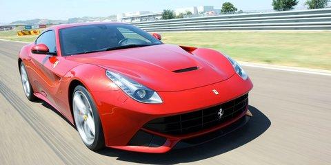Ferrari F12 Berlinetta: Alonso and Massa unleash in new Italian supercar