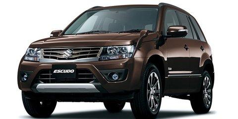 Suzuki Grand Vitara: facelift coming in August