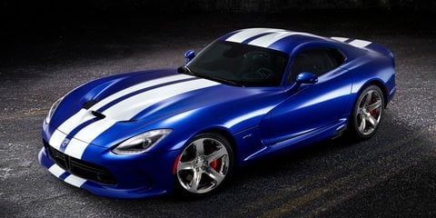 SRT Viper GTS Launch Edition marks the return of the snake
