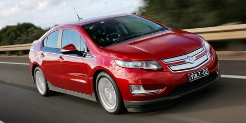 2012 Holden Volt Review