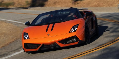 Lamborghini Gallardo LP 570-4 Spyder Performante Review