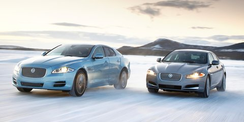Jaguar XF and XJ gain all-wheel drive