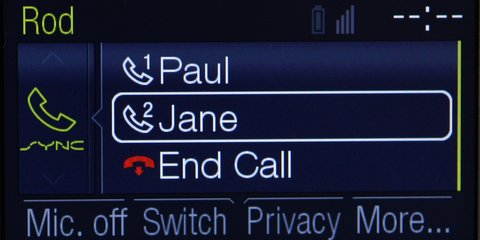 Ford Australia rolling out SYNC across the range