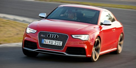 Audi RS5: cheaper coupe goes after M3, C63 AMG