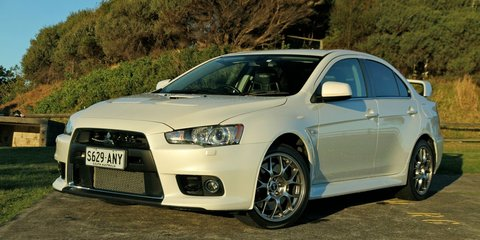 Mitsubishi Lancer Evolution X Review