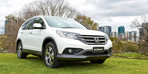 2012 Honda CR-V VTi (4x2) Review