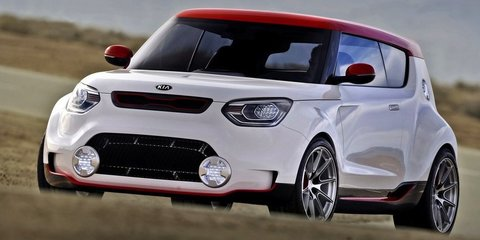 2013 Kia Rondo, Track'ster concept confirmed for Sydney motor show