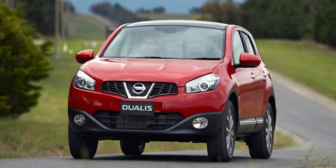 Nissan Dualis steering fault: nearly 3000 vehicles recalled