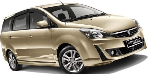 Proton Exora: Australia's cheapest seven-seater due in 2013