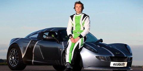 Lotus Exige 'Nemesis' smashes electric car land speed record