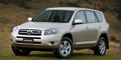 2009 Toyota RAV4 CV6 review Review