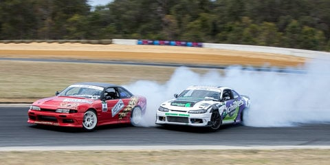 Sydney Motorsport Park Drift Festival coming in January