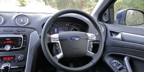 2012 Ford Mondeo Review