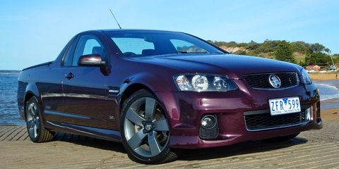 2012 Holden Commodore SS Ute review