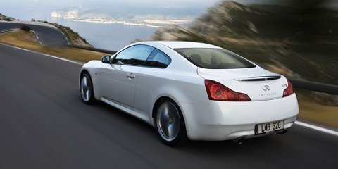 Infiniti G37 Coupe, Convertible pricing and specifications