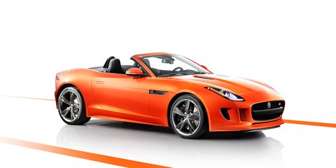Jaguar F-Type: customised roadster shows off new option packs