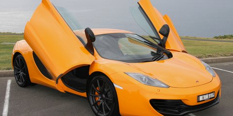 McLaren MP4-12C Review: Video