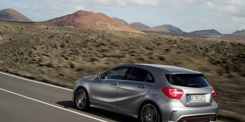 Mercedes-Benz A45 AMG to be the 'entry drug'