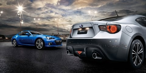 Subaru BRZ: extra stock headed for local showrooms in 2013