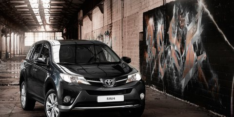2013 Toyota RAV4 revealed: turbo diesel confirmed