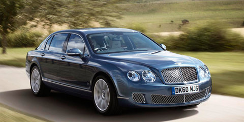 Bentley Continental Flying Spur Review