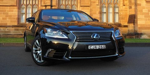 2013 Lexus LS460 Review
