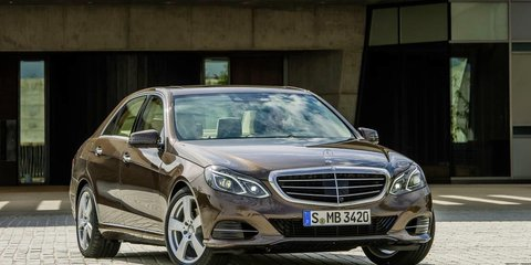 Mercedes-Benz E400, E300 hybrid heading to Australia