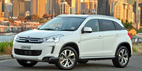 Citroen C4 Aircross Review