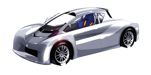 Mitsubishi aims to be electric vehicle price leader