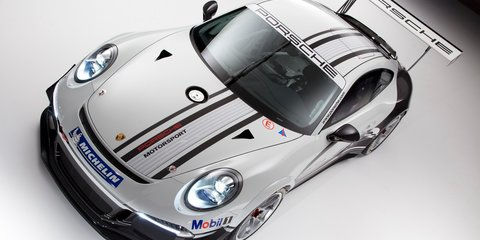 Porsche 911 GT3 Cup racer previews hardcore road car