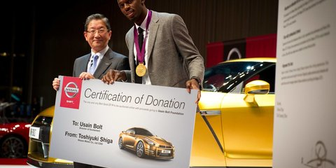 Nissan GT-R Bolt Gold headed down under after Australian wins auction