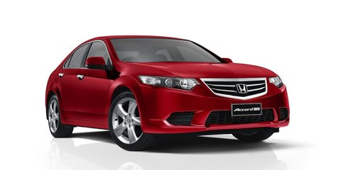 Honda Accord Euro: next-gen model confirmed