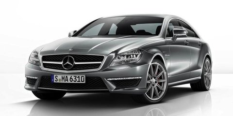 2013 Mercedes-Benz CLS63 AMG: power boost for sleek four-door