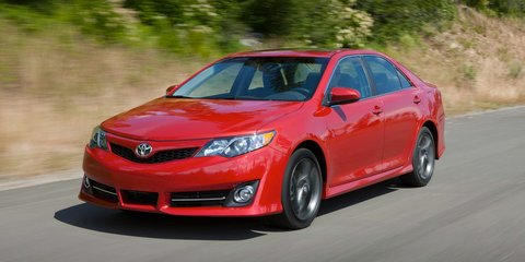 US car sales 2012: passenger cars push market to five-year high