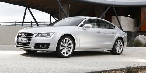2013 Audi A5, A7 Sportback models make room for five