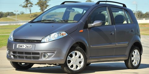 Chery J1 price cut to below $10,000