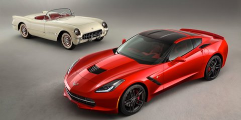 2014 Chevrolet Corvette Stingray heads back to New York City for its homecoming