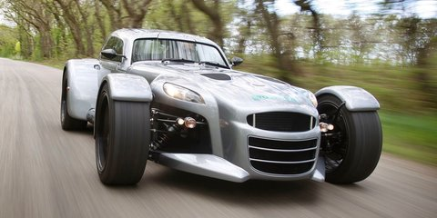 Donkervoort D8 GTO: all-new Audi-powered sports car revealed