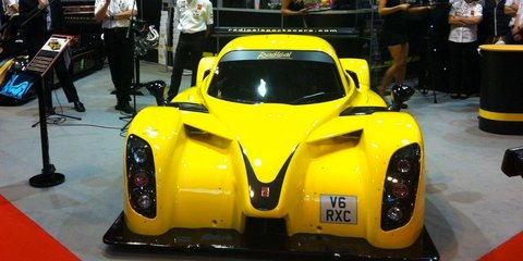 Radical RXC revealed at Autosport International show