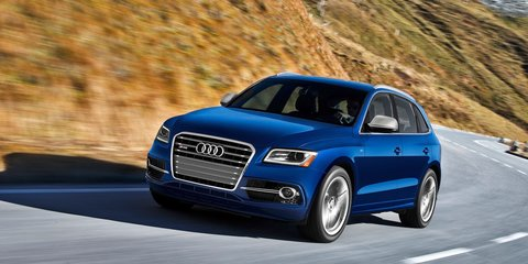 Audi SQ5 gets 470Nm supercharged petrol V6